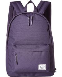 33d8ee10db1 Herschel Supply Co. - Classic Mid-volume (pink Lady Crosshatch) Backpack  Bags