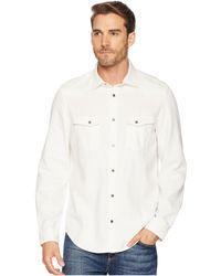 Calvin Klein Jeans - Long Sleeve Western Destroyer Button Down - Lyst