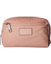Rebecca Minkoff - Nylon Cosmetic Pouch (black) Wallet Handbags - Lyst
