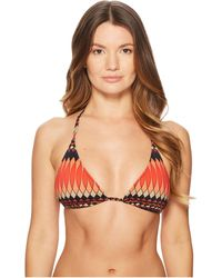 Paul Smith - Classic Triangle String Tie Top - Lyst