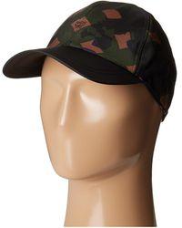... coupon code for tour bucket hat mcm camo print nylon cap lyst 06109  c02b5 a222afcf8666