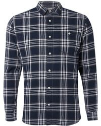 Jack & Jones - Originals New Christopher Long Sleeve Shirt - Lyst