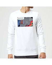Disney - Dumbo Rich And Famous Sweatshirt - Lyst