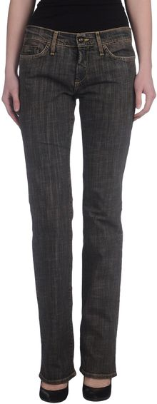 Gianfranco Ferré Denim Pants - Lyst