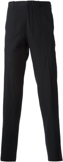 Ann Demeulemeester Tailored Slim Fit Trouser - Lyst
