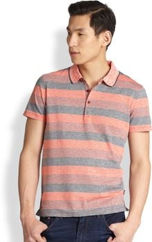 Boss by Hugo Boss Pedro Colorblock Polo - Lyst