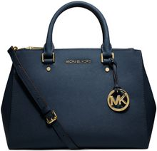 Michael Kors Michael Sutton Medium Satchel - Lyst