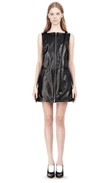 Alexander Wang Square Neck Shift Dress - Lyst