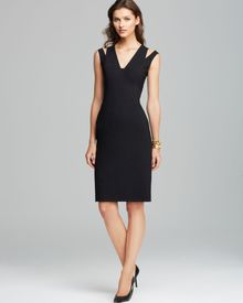 Rachel Roy Cutout Dress - Lyst