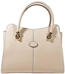 Tod's Handbag Sella Shopping Small Leather - Lyst