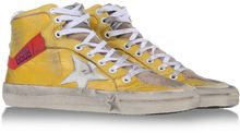 Golden Goose Deluxe Brand Hightops - Lyst