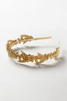 Eugenia Kim Golden Lily Headband - Lyst
