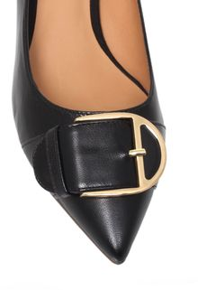 Nine West Paylette Low Heeled Court Shoes - Lyst
