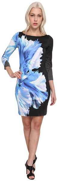 Just Cavalli dresses casual dresses - Lyst
