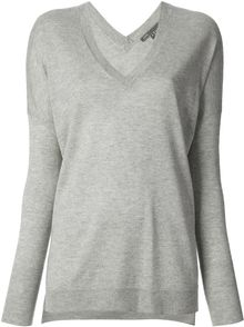 Vince Loose Fit Sweater - Lyst