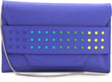 Milly Color Digital Clutch - Lyst