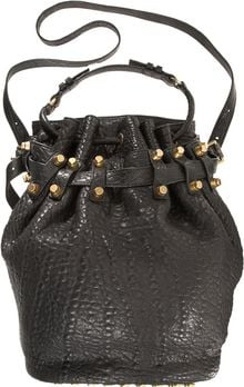 Alexander Wang Diego Bucket Bag - Lyst