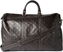 Gucci Embossed Weekend Bag - Lyst
