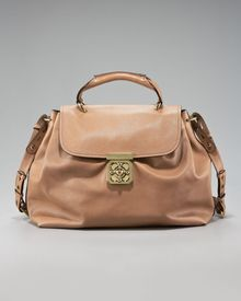 Chloé Elsie Satchel with Shoulder Strap - Lyst