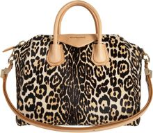 Givenchy Medium Leopard Antigona - Lyst