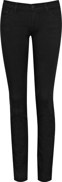 J Brand 912 Low-rise Pencil-leg Jeans - Lyst