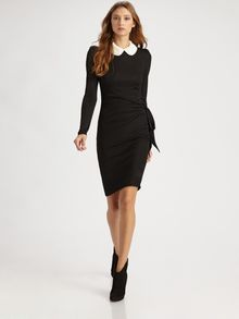 Emilio Pucci Collared Dress - Lyst