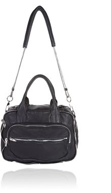 Alexander Wang Eugene Satchel with Nickel Hardware - Lyst