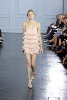 Richard Nicoll Spring 2012 Metallic Pink High Heeled Shoes - Lyst