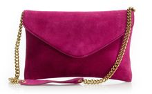 J.Crew Invitation Clutch in Suede - Lyst