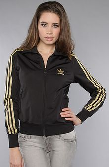 Adidas The Firebird Track Top  - Lyst