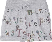 Paul & Joe Sister Running Printed Cotton-jersey Shorts - Lyst