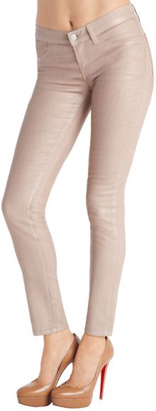 J Brand 901 Low-rise Legging - Lyst