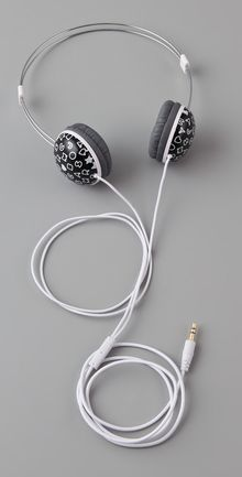 Marc By Marc Jacobs Stardust Headphones - Lyst
