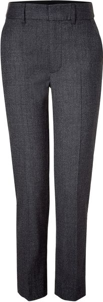 Marc By Marc Jacobs Black Alton Wool Pant - Lyst