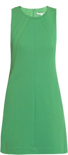 Diane Von Furstenberg Carpreena Twill Dress - Lyst