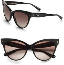 Dior Cateye Sunglasses - Lyst