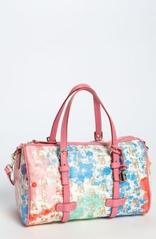Dooney & Bourke Barrel Satchel - Lyst