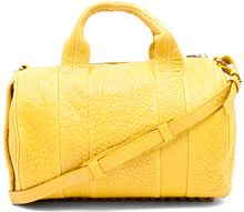 Alexander Wang Rocco Satchel in Citrus - Lyst