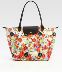 Longchamp Mary Katrantzou For Shoulder Bag - Lyst