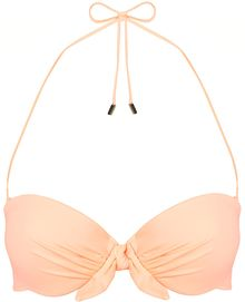 Topshop Push Up Bikini Top - Lyst