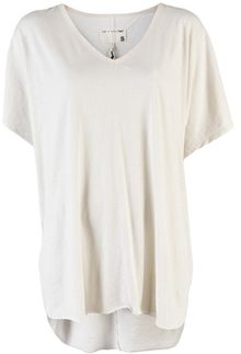 Rag & Bone The Circle V Tshirt - Lyst
