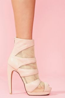 Nasty Gal Expo Platform Boot - Lyst