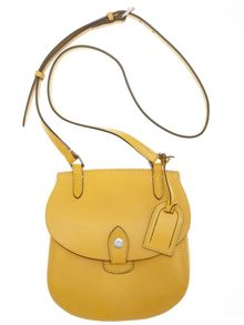 Dooney & Bourke Brasil Smooth Leather Crossbody Bag - Lyst