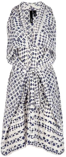 Edun Caftan Dress - Lyst