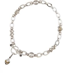 Juicy Couture Lux Starter Necklace - Lyst