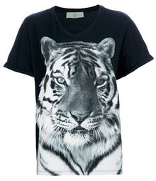 Stella McCartney Tiger Tshirt - Lyst