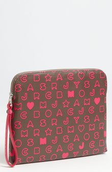 Marc By Marc Jacobs Eazy Tablet Wristlet - Lyst