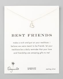 Dogeared Best Friends Necklace - Lyst