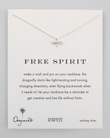 Dogeared Free Spirit Necklace - Lyst