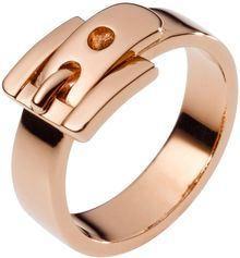 Michael Kors Buckle Ring  - Lyst